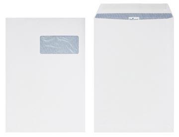 Navigator Pochettes ft 229 x 324 mm, avec fenêtre droite (ft 50 x 110 mm), boîte de 250 pièces