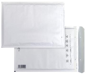 Bong AirPro enveloppes à bulles d'air, ft 230 x 340 mm, avec bande adhésive, boîte de 100 pièces, blanc