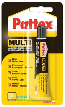 Pattex colle multi-usages Multi, tube de 20 g