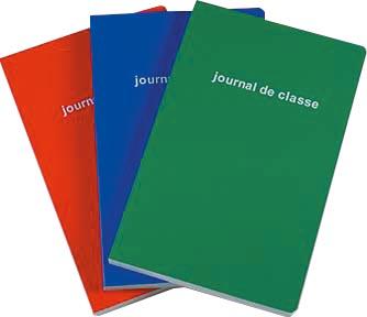 Aurora journal de classe Bur-O-Class ft 10,5 x 16,5 cm, 224 pages, perpétuel