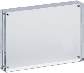 Maul cadre photo acrylique ft 15 x 11,5 x 2,4 cm