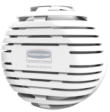 Rubbermaid distributeur de désodorisant TCELL 2.0, blanc