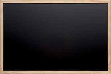Maul tableau à craie avec cadre en bois, ft 30 x 40 cm