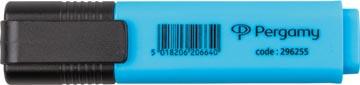 Pergamy surligneur bleu
