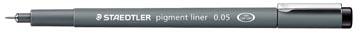 Staedtler fineliner Pigment Liner 0,05 mm