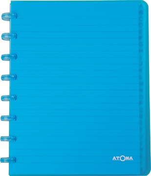 Atoma repertoire, ft A5, transparent, ligné