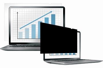 Fellowes Privacy Filter pour moniteur LCD - ordinateur portable 15.0 pouces