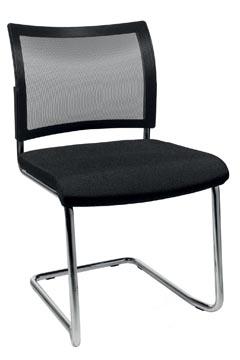 Topstar chaise de bureau Visit 20, noir