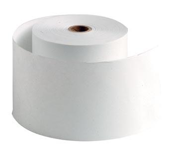 Bobine pour calculatrice, ft 57 mm, diamètre +-67 mm, mandrin 12 mm, longueur 43m, pack de 5 rouleaux