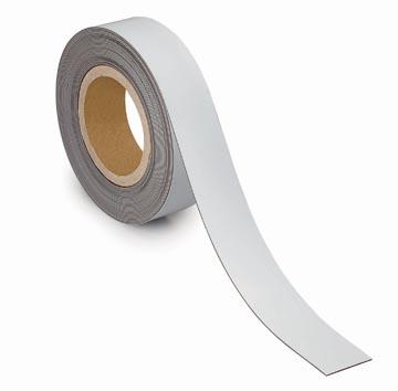 Maul bande de marquage magnétique, ft 10 m x 40 mm x 1 mm