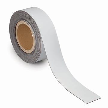 Maul bande de marquage magnétique, ft 10 m x 50 mm x 1 mm