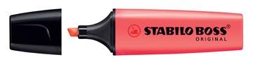 STABILO BOSS ORIGINAL surligneur, rouge