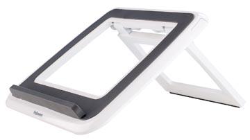 Fellowes I-Spire support pour ordinateur portable Quick Lift, blanc