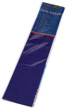 Folia papier crépon violet