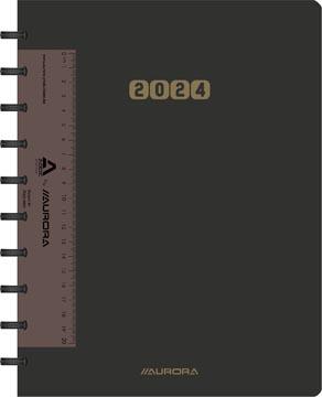 Adoc agend-ex Plan-a-Week, couleurs assorties, 2022