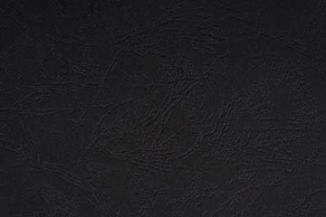 Pergamy couvertures grain cuir ft A4, 250 microns, paquet de 100 pièces, noir