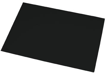 Rillstab sous-main ft 40 x 53 cm, noir