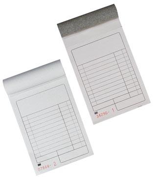 Gallery blocs de caisse, ft 10 x 16 cm, avec dos en carton