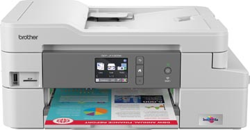 Brother 3-en-1 imprimante jet d'encre DCP-J1100DW