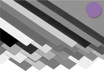 Folia papier à dessin coloré violet