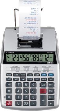 Canon calculatrice de bureau avec rouleau P23-DTSC II