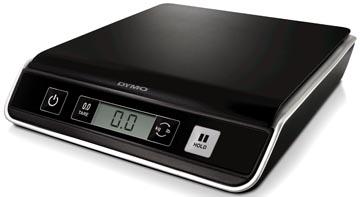 Dymo pèse-lettres M5, pèse jusqu'à 5 kg, intervalle de poids de 2 g