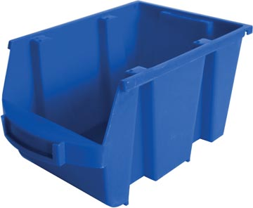 Viso bac de rangement 4 litre, bleu