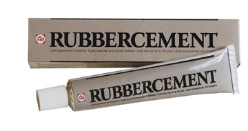 Talens rubbercement (colle de photo), tube de 50 ml