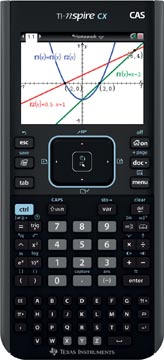 Texas calculatrice graphique TI-Nspire teacher pack CX II-T CAS: 10 pièces