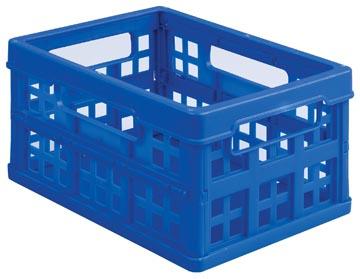 Really Useful Box boîte pliante 1,7 l, bleu foncé
