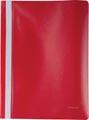 Pergamy farde à devis, ft A4, PP, paquet de 25 pièces, rouge