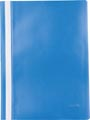 Pergamy farde à devis, ft A4, PP, paquet de 5 pièces, bleu foncé