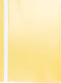 Pergamy farde à devis, ft A4, PP, paquet de 25 pièces, jaune