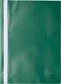 Pergamy farde à devis, ft A4, PP, paquet de 25 pièces, vert